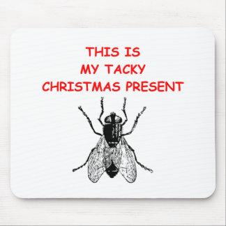 tacky christmas present mousepad