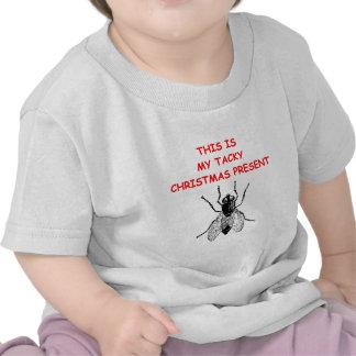 tacky christmas present t-shirts