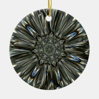 Tacky Distortion Feb 2013 Ceramic Ornament