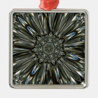 Tacky Distortion Feb 2013 Metal Ornament