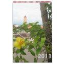 Tacloban City 2011 wall calendar calendar
