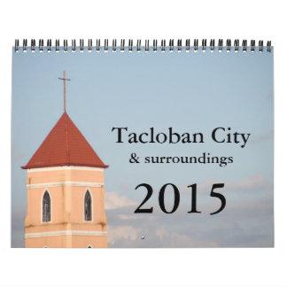 Tacloban City 2015 Calendar