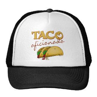 Taco Aficionado Mesh Hats
