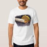 Taco and bean burrito shirt