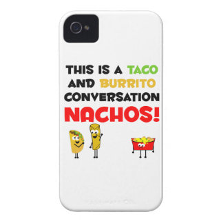 Taco and Burrito Business iPhone 4 Cover