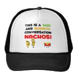 Taco and Burrito Business Mesh Hats