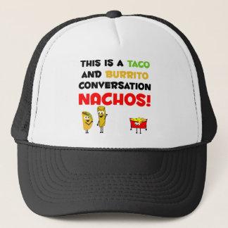 Taco and Burrito Business Trucker Hat