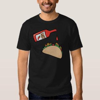 Taco and Hot Sauce Shirt