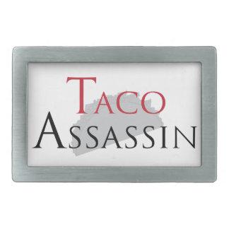 Taco Assassin Belt Buckle