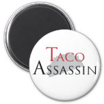 Taco Assassin Magnet