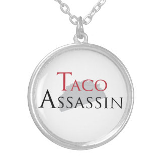 Taco Assassin Necklace