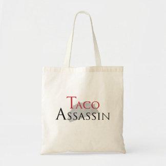 Taco Assassin Tote Bag