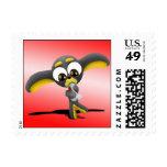 Taco - Big Bone Postage Stamps