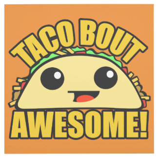 Taco Bout Awesome Outlet Cover