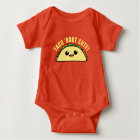 Taco Bout Cute Baby Bodysuit