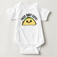 Taco Bout Cute BT Baby Bodysuit