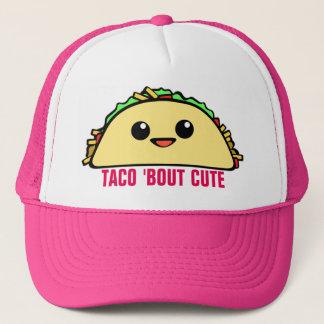 Taco Bout Cute Trucker Hat