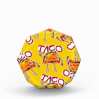 taco cartoon style funny illustration award