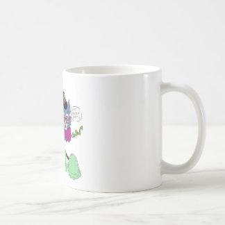 Taco Cat Feelin' Dat Coffee Mug