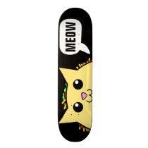 Taco Cat Skateboard Deck