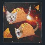 "Taco Cats Space Bandana<br><div class=""desc"">pussy , cat , cats , galaxy , cool , funny , space , taco , tacos , cosmos , pet , kitten , kittens , cute , burrito , &quot;bengal cats&quot; , universe , &quot;funny cat&quot; , meow , &quot;cat meme&quot; , adorable , feline , lolcats , &quot;space cat...</div>"
