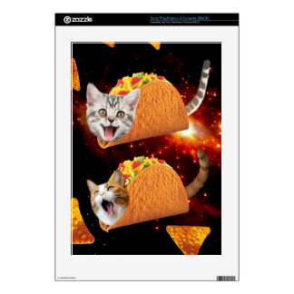 Taco Cats Space Decals For The PS3