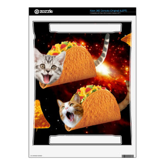 Taco Cats Space Decals For The Xbox 360