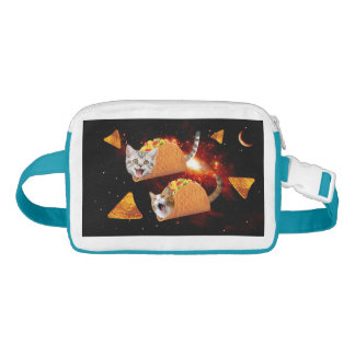 Taco Cats Space Fanny Pack