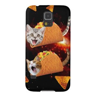 Taco Cats Space Galaxy S5 Cover
