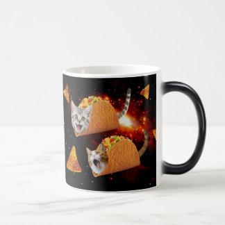 Taco Cats Space Magic Mug