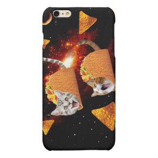 Taco Cats Space Matte iPhone 6 Plus Case