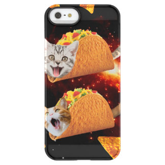 Taco Cats Space Permafrost iPhone SE/5/5s Case