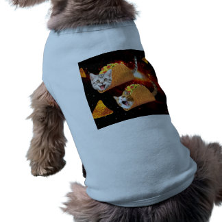 Taco Cats Space Shirt