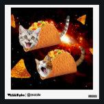 "Taco Cats Space Wall Decal<br><div class=""desc"">pussy , cat , cats , galaxy , cool , funny , space , taco , tacos , cosmos , pet , kitten , kittens , cute , burrito , &quot;bengal cats&quot; , universe , &quot;funny cat&quot; , meow , &quot;cat meme&quot; , adorable , feline , lolcats , &quot;space cat...</div>"
