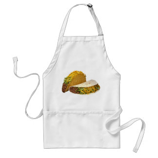 Taco Chef Adult Apron