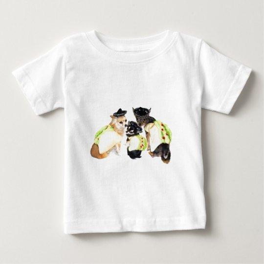 Taco Chihuahuas Baby T-Shirt