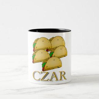 Taco Czar Mugs