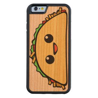 Taco de Kawaii Funda De iPhone 6 Bumper Cerezo