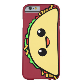 Taco de Kawaii Funda Para iPhone 6 Barely There