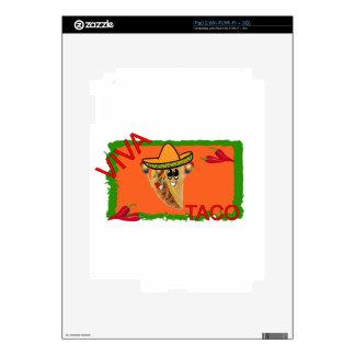 TACO DE VIVA SKIN PARA EL iPad 2