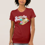 Taco del caramelo camiseta