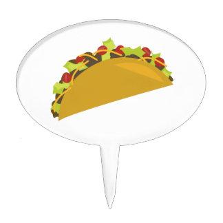 Taco Dinner Cake Topper