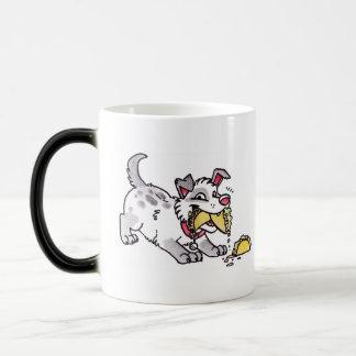 Taco Dog Morphing Mug