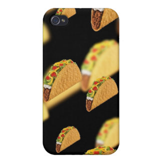 Taco Dreamland iPhone 4 Cover