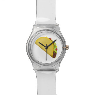 Taco Emoji Watch