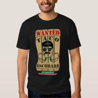 Taco Escobarr GANGSTER T-Shirt
