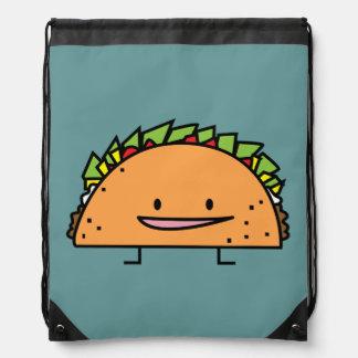 Taco feliz mochilas