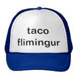 taco flimingur trucker hat