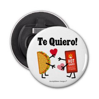 Taco & Hot Sauce - Te Quiero! (I Love You!)
