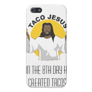 Taco Jesus iPhone cover iPhone 5 Cover